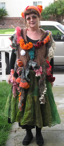 Coral Reef Costume (front)