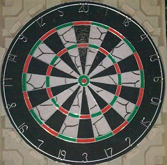 recreation(0.0), carom billiards(0.0), dartboard(1.0), symmetry(1.0), indoor games and sports(1.0), individual sports(1.0), sports(1.0), games(1.0), darts(1.0), circle(1.0),