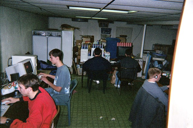 The LAN Party