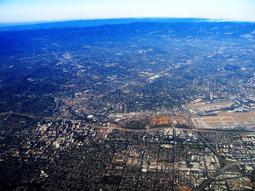 San Jose ~ Aerial
