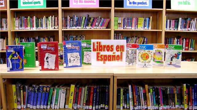 Photo:Libros en Español By:Enokson