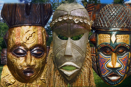 masks from Maame