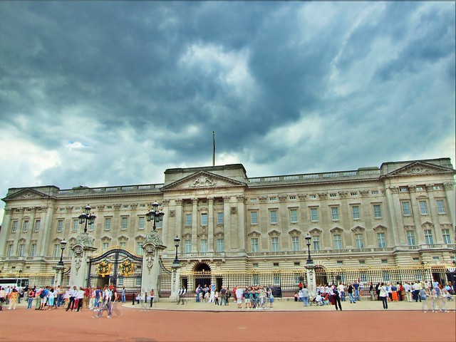 Before the Rain - Buckingham Palace