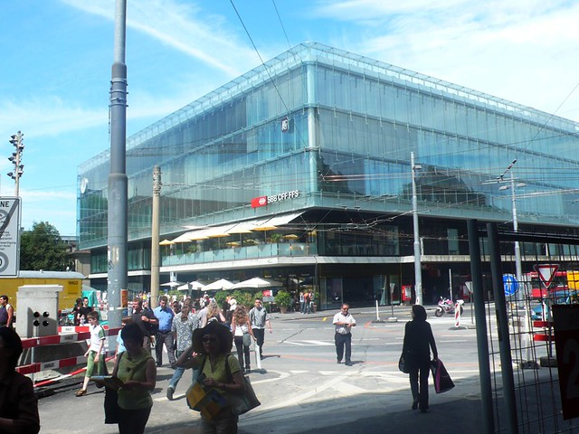 Main Station, Bern