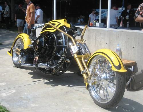 Dreamcraft Motorcycle Gatsby  7 Cylinder - 2007