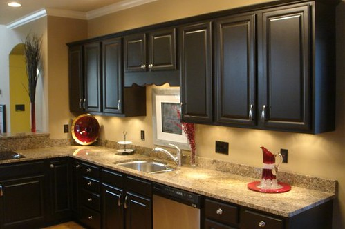 Black Kitchen Appliances Decor