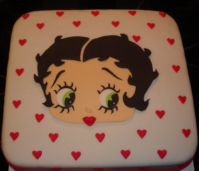 Box Of Cakes From Betty S