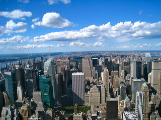Climb upto Empire State Building Observatory - Things to do in New York City