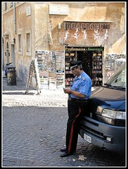 Roma: Texting in the line of Duty