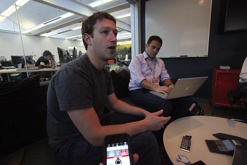 Zuckerberg photo