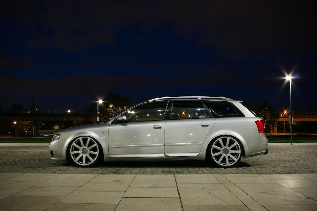 B6 stance thread page 11 for Garage audi 93
