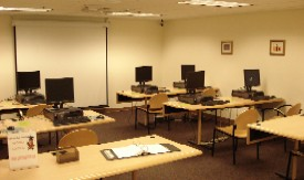 Long Branch Library Computer Lab