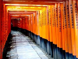 Torii, Kyoto