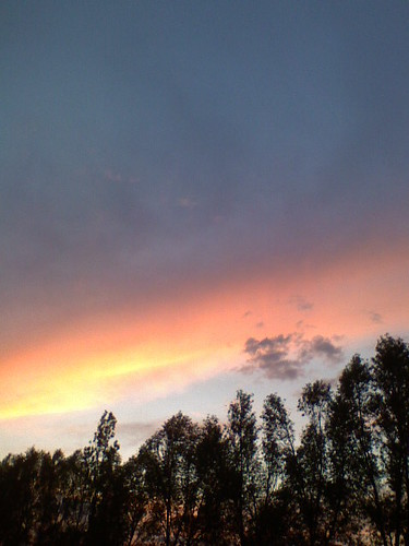 sunset sky nature clouds sunrise fire romania brasov