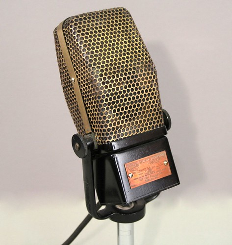 RCA 40A Ribbon Microphone