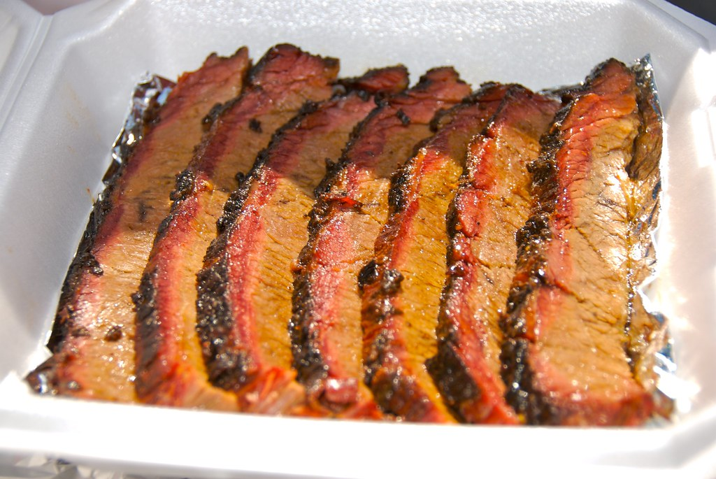 First Place Brisket Turn In Box See The Post At My Bbq Blo Flickr