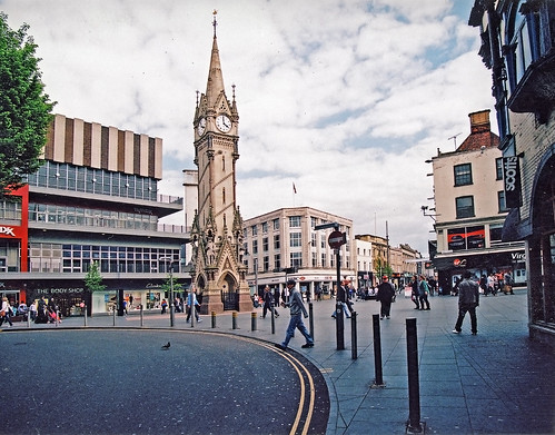 Leicester clock tower g7h