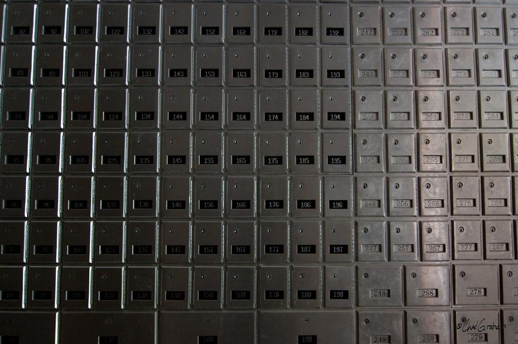 Абонентские ящики