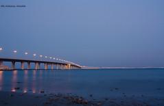 king fahad Causeway HDR