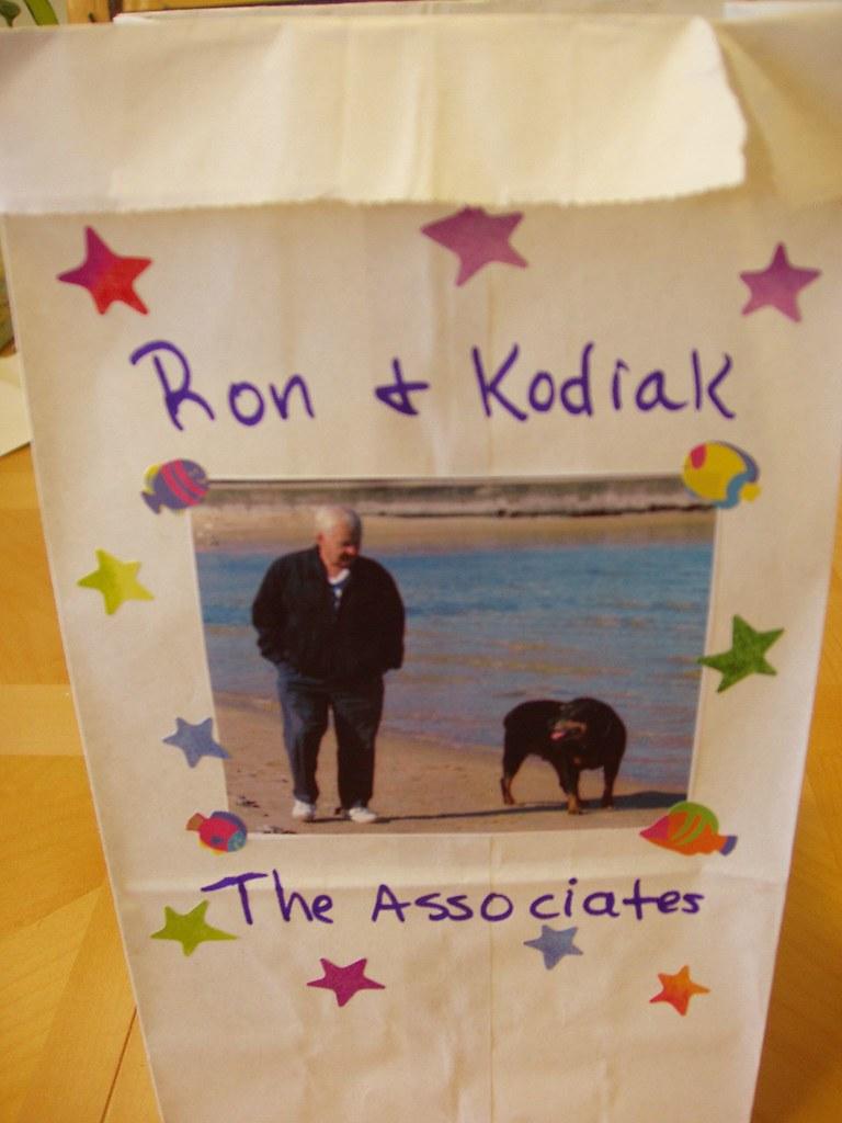 """Ron & Kodiak--""""The Associates"""""""