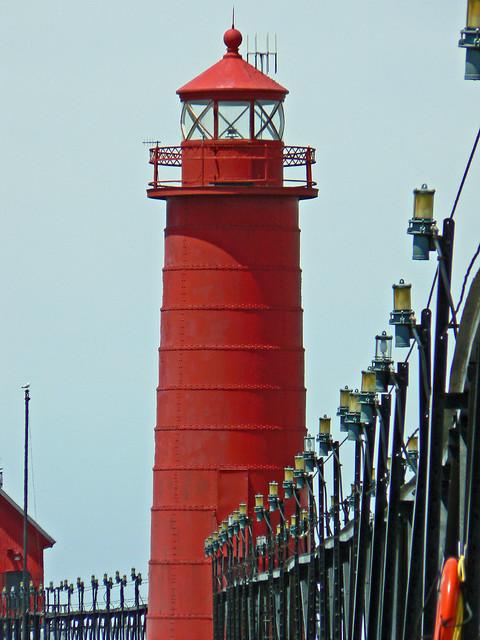 Grand Haven Pier Lighthouse (inner), MI