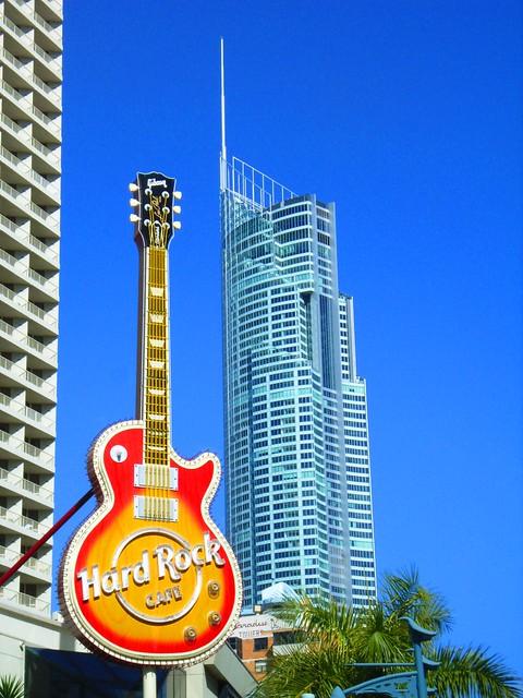 Hard Rock Cafe Brisbane