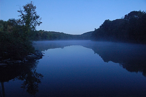 Marsh Creek at Dawn