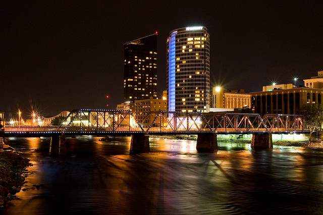 Grand Rapids Skyline A Gallery On Flickr