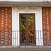 Balcón frente al zócalo