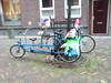 Oh, hello 5-seat family bike in Den Haag! by daddytypes
