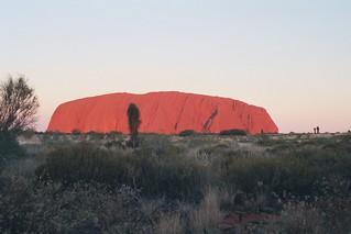 1022 Uluru (Ayers Rock) Sunset