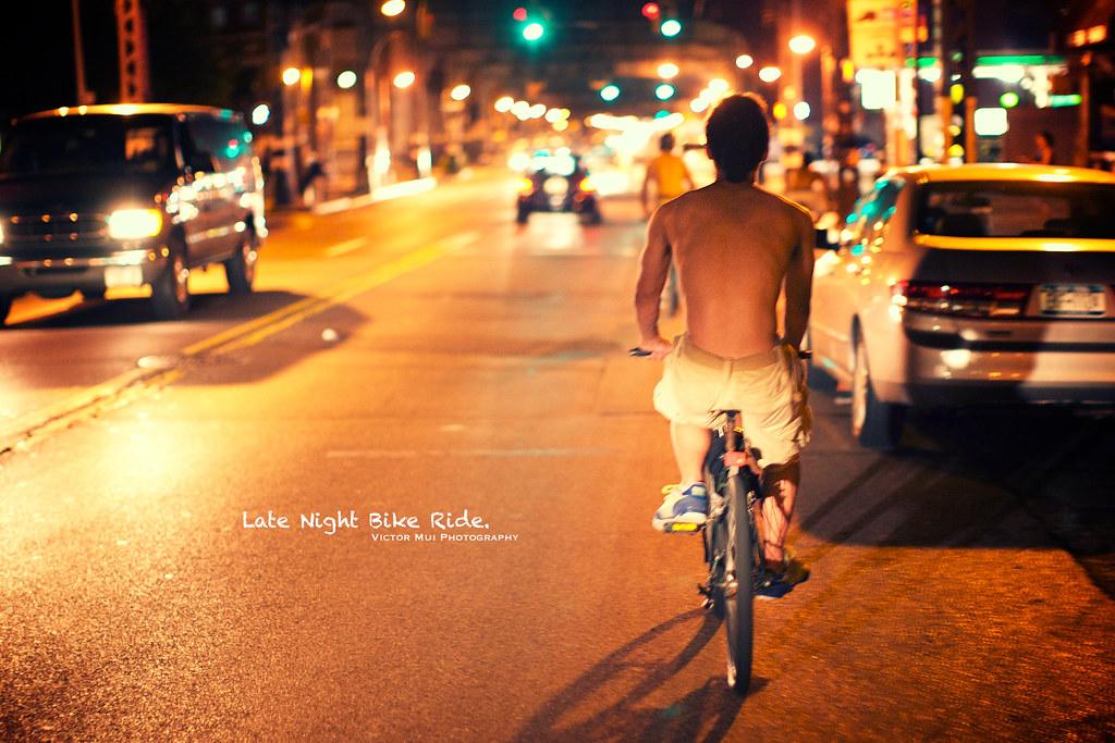 172/365 Late Night Bike Ride.