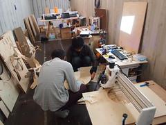 art, machine, wood, workshop,