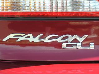 1995 EF II Ford Falcon Gli