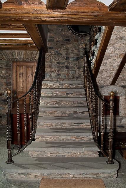 Escaleras de piedra natural polardur polardur natural st - Escaleras de piedra ...