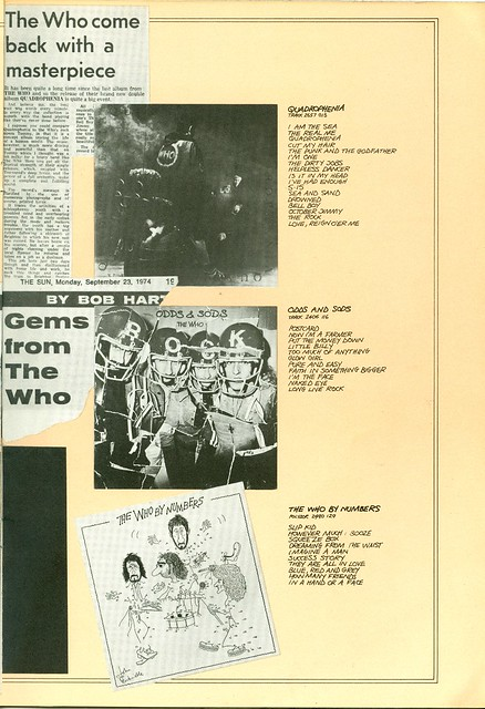 1975 - Who, The - European Tour - Side 20