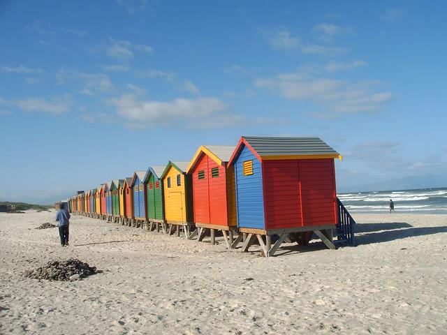 Beach Changing House Hidden Cam