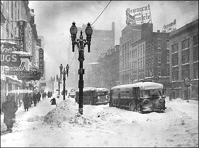 Rochester Ny 1944 Blizzard Flickr Photo Sharing