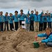 Clwyd Beavers at the beach