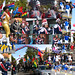 Howard University Homecoming Parade collage by say71
