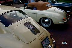 supercar(0.0), automobile(1.0), automotive exterior(1.0), vehicle(1.0), automotive design(1.0), porsche 356(1.0), porsche(1.0), subcompact car(1.0), antique car(1.0), vintage car(1.0), land vehicle(1.0), convertible(1.0), sports car(1.0), motor vehicle(1.0),
