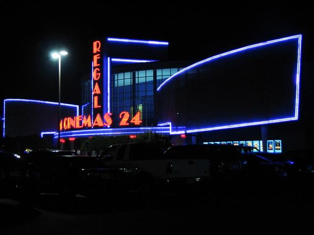 Regal Cinemas 24 Flickr Photo Sharing