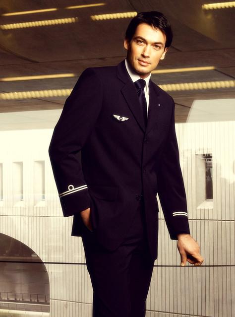 Air France Uniform
