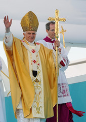 POPE BENEDICT XVI in Portugal