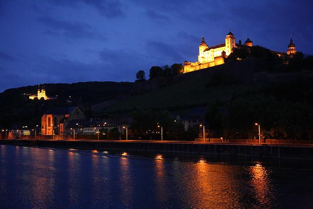 Main River night