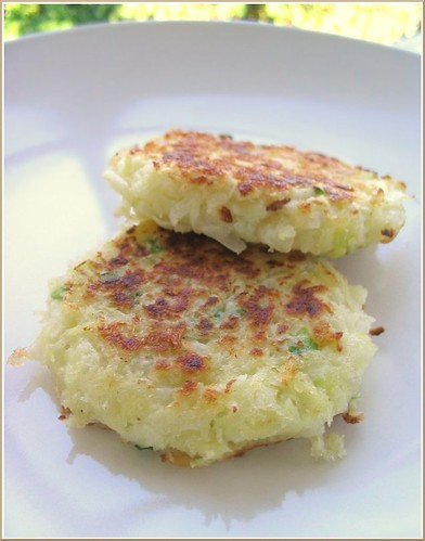 Nook & Pantry - A Food and Recipe Blog: Daikon Cakes