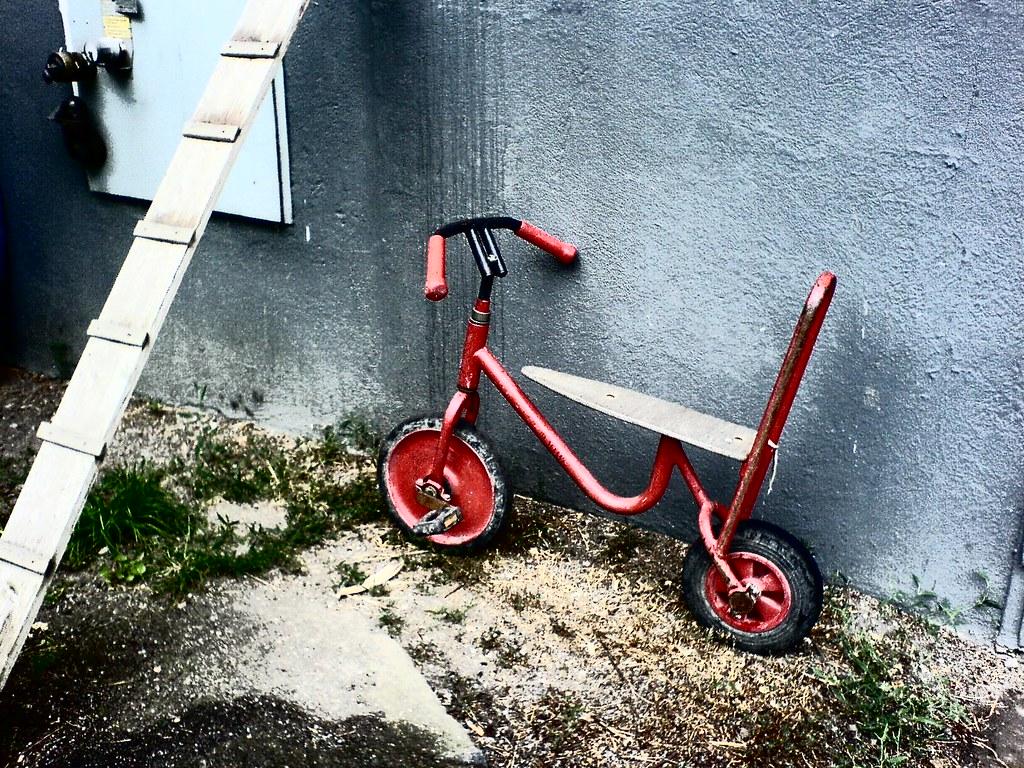 Cool bike and catwalk (mobcam #24)
