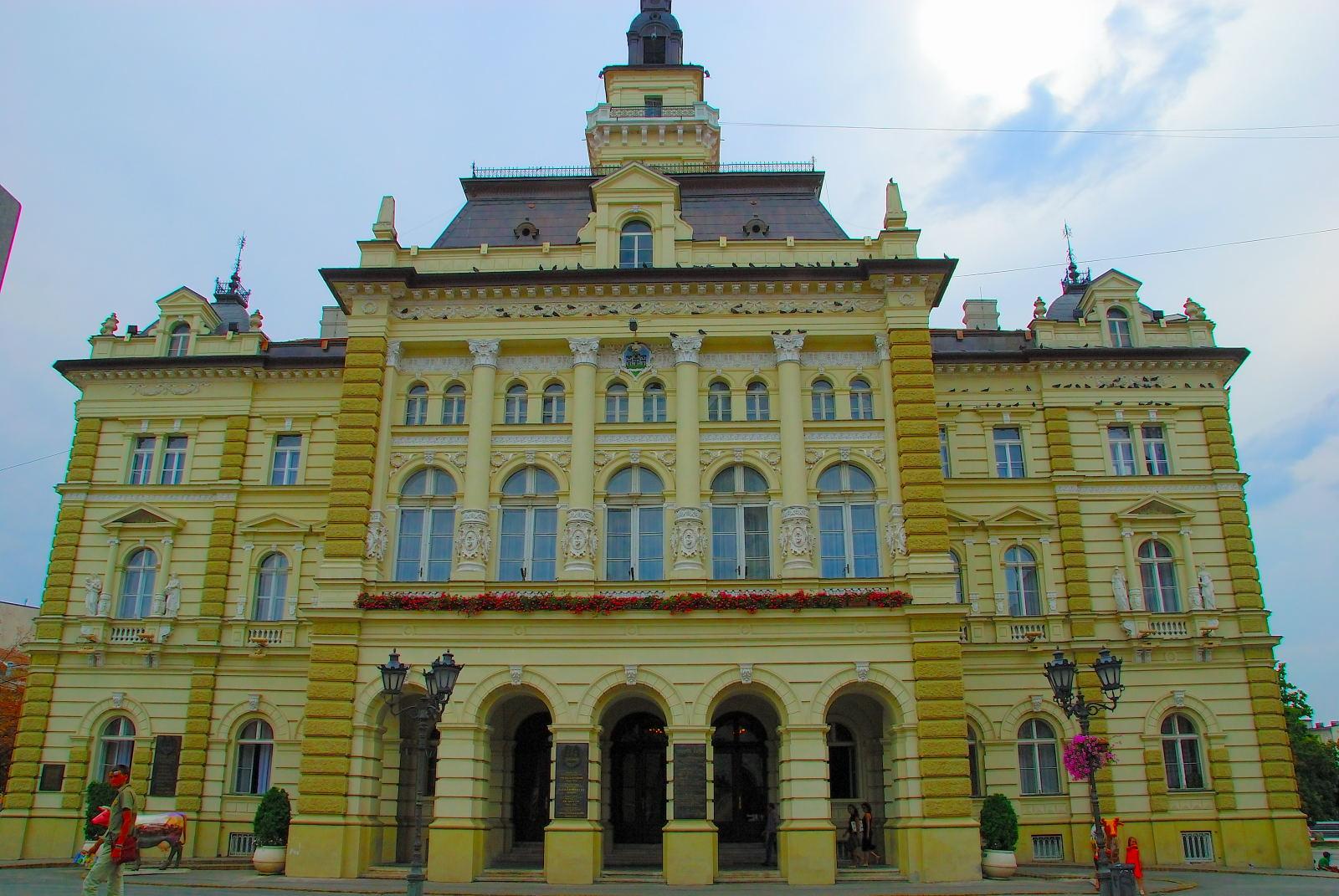 Novi Sad - Gradska kuća
