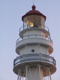 Rawley Point Lantern Close-up