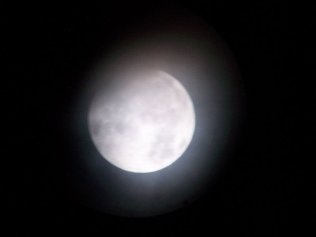 Header of A Lunar Eclipse